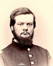 Image - Lieutenant Morris Brown, Junior, of the 126th New York State Infantry Regiment
