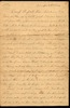 Image - a letter from Private Leroy Russell of the 116th New York State Infantry Regiment