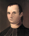 Image - Painting of Rev. Samuel Kirkland